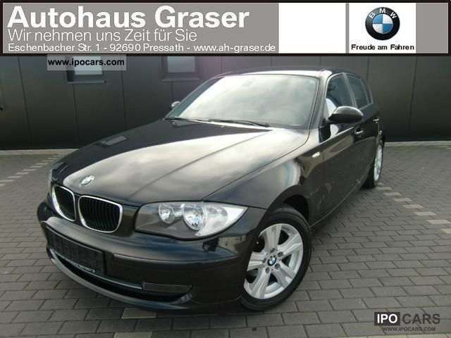 2008 BMW  * Financing Advantage 118i rate mtl.118 € Limousine Used vehicle photo