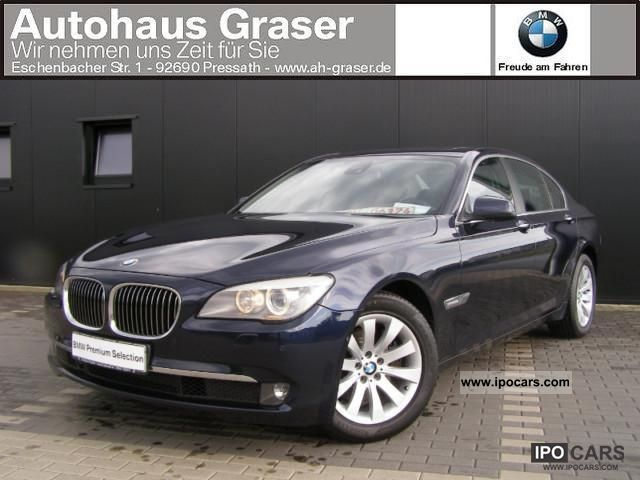 2010 BMW  730d RRP: € 103,550 or the lease no. 543, - per month *. Limousine Used vehicle photo