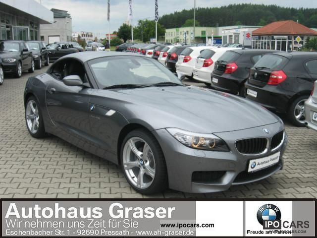 2012 BMW  Z4 23i M Sport Package monthly lease. 499, - * o no. Cabrio / roadster Used vehicle photo