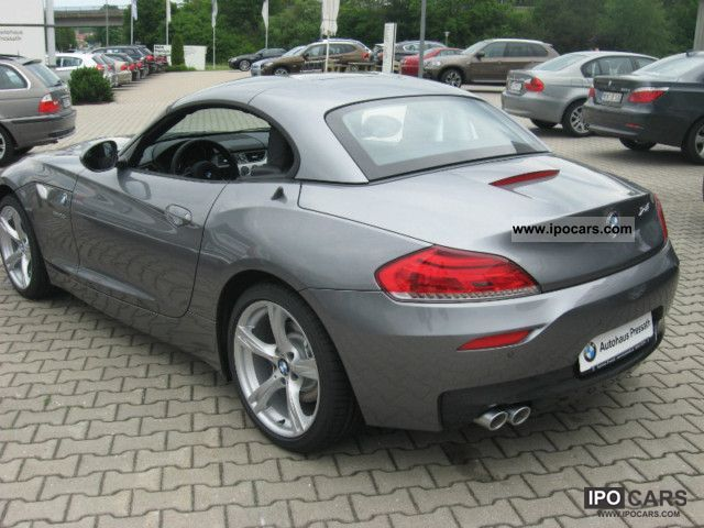 2012 bmw z4 23i m sport package monthly lease 499 o no car photo and specs. Black Bedroom Furniture Sets. Home Design Ideas