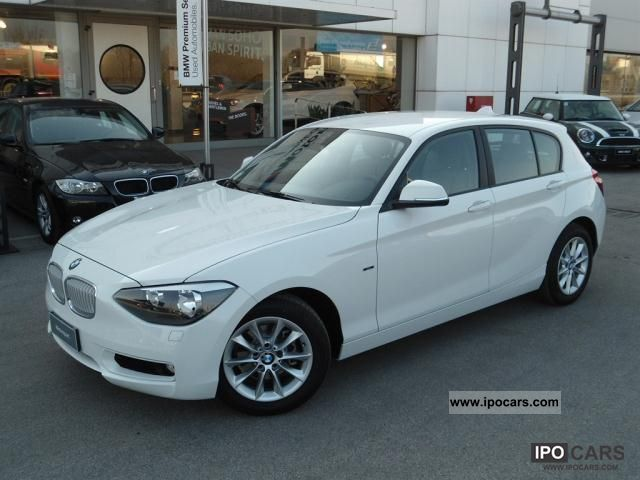 2012 BMW  116 d 5p. Urban (2011/06\u003e) Other Used vehicle photo