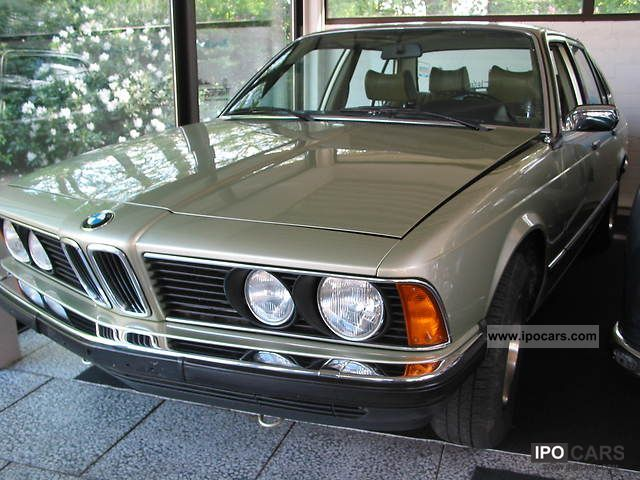 BMW  728 1978 Vintage, Classic and Old Cars photo