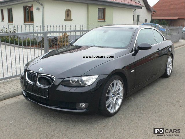 BMW Convertible I Mleather Features Full Air Navigation - 325i 2008 bmw