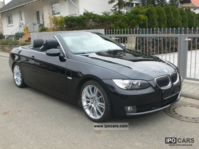 2008 Bmw Convertible 325i M Leather Features Full Air Navigation Cabrio Roadster Used Vehicle
