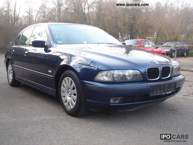 Bmw 520i Year 2000 Autos Post