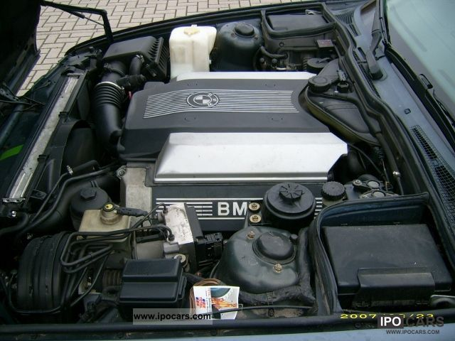 1995 Bmw 530i Engine Images  Reverse Search