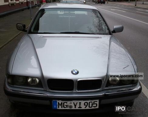 1995 BMW  730i Limousine Used vehicle photo