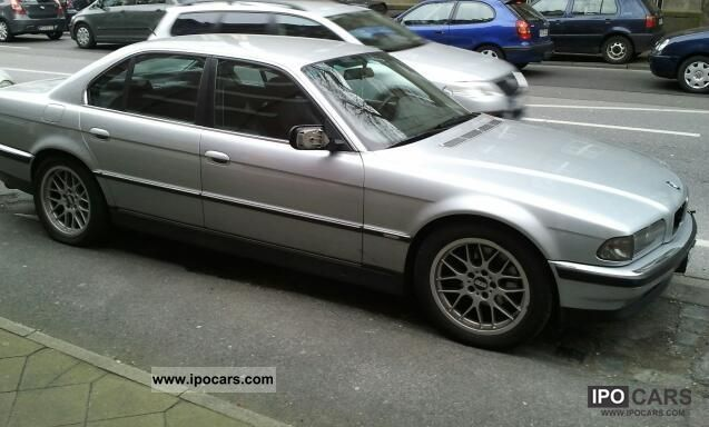 1995 Bmw 730i Car Photo And Specs