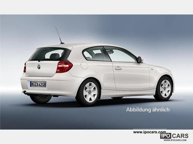 2009 BMW  116d 3-door Limousine Used vehicle photo