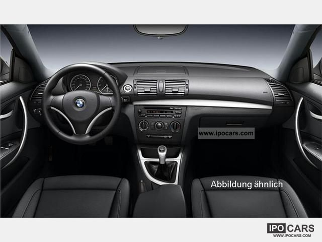2009 BMW 116d 3-door Limousine Used vehicle photo 2