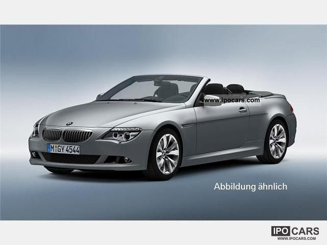 2009 bmw 650i convertible car photo and specs. Black Bedroom Furniture Sets. Home Design Ideas