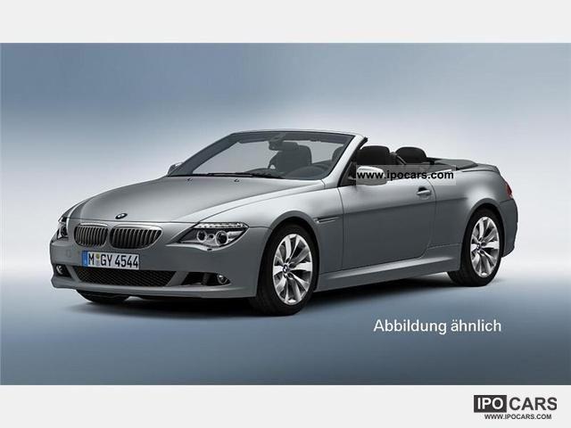 2009 bmw 650i convertible car photo and specs. Black Bedroom Furniture Sets. Home Design Ideas