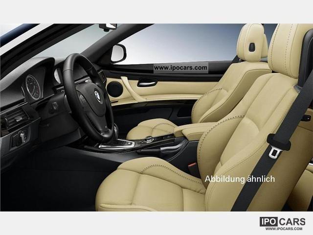 2010 bmw 335i convertible specs