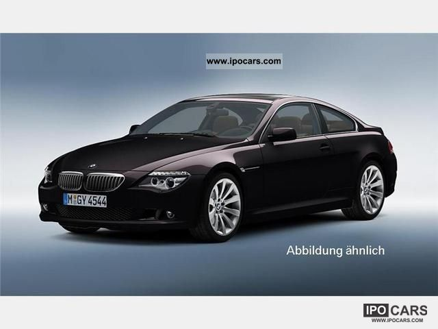 2009 bmw 650i coupe car photo and specs. Black Bedroom Furniture Sets. Home Design Ideas