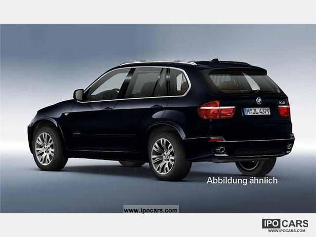 2008 Bmw X5 Xdrive35d Suv Car Photo And Specs