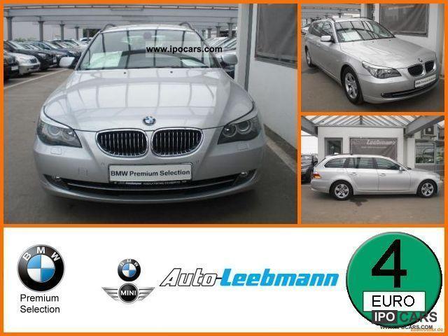 2008 BMW  525d Touring Aut. Navi Estate Car Used vehicle photo