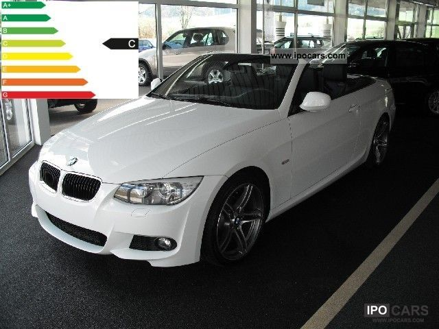 2012 BMW 318i Convertible Leather Navi M Sport Package  Car Photo