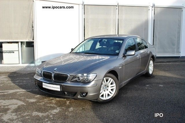 2006 BMW  730d DPF Navi Night Vision Hi Comfort Access PDC Limousine Used vehicle photo