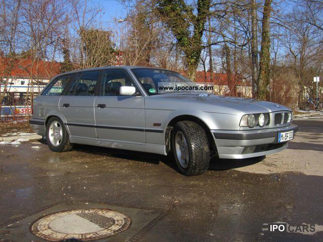 1995 BMW  518i Executive Touring TÜV new, leather, EURO2. Estate Car Used vehicle photo