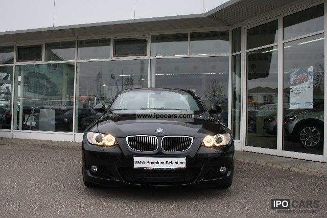 2008 bmw 335i manual convertible