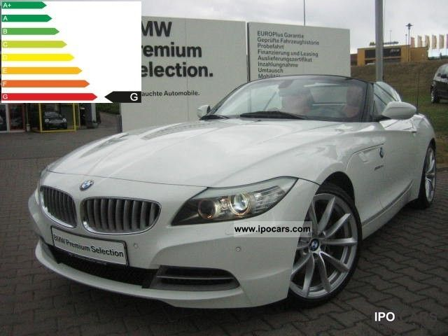 2010 BMW  Z4 sDrive35i Navigation Comfort Access Heated steering wheel Cabrio / roadster Used vehicle photo