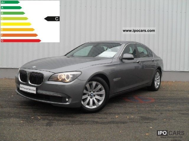 2010 BMW  730d Dynamic Drive Head-Up-Intregral Aktivlenkun Limousine Used vehicle photo