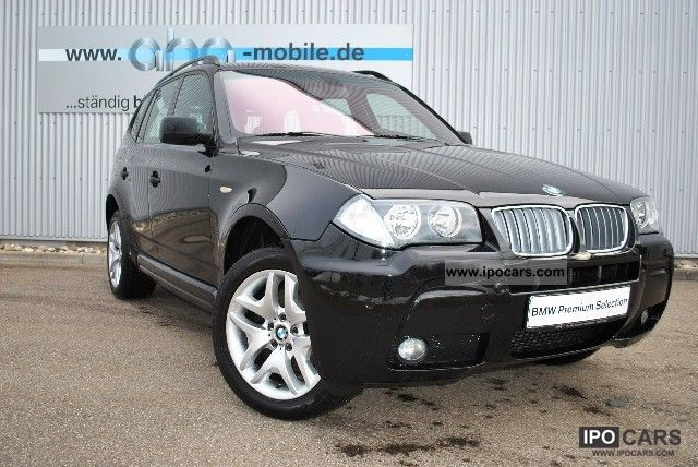 2007 bmw x3 m sport package hi fi speakers pdc car photo and specs. Black Bedroom Furniture Sets. Home Design Ideas