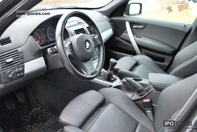 2007 Bmw X3 3 0d M Sport Package Hi Fi Speakers Pdc