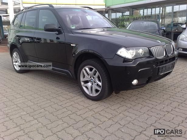 BMW X3 30d M Sport Package X Drive 2007 Used Vehicle Photo