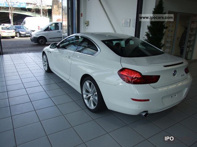 2011 BMW 640i Coupe  Navi  HeadUp  Night Vision  SView