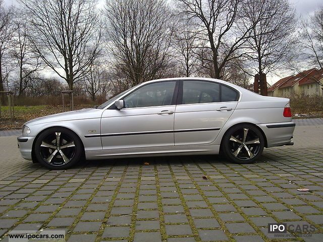 1999 Bmw E46 Car Photo And Specs