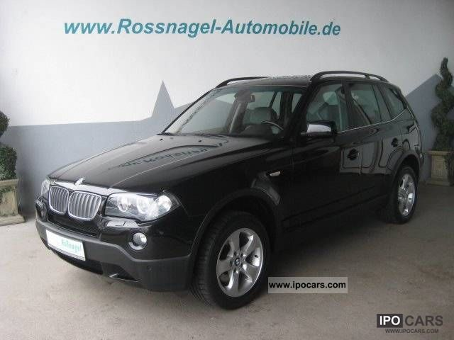 2007 bmw x3 comfort plus xenon car photo and specs. Black Bedroom Furniture Sets. Home Design Ideas