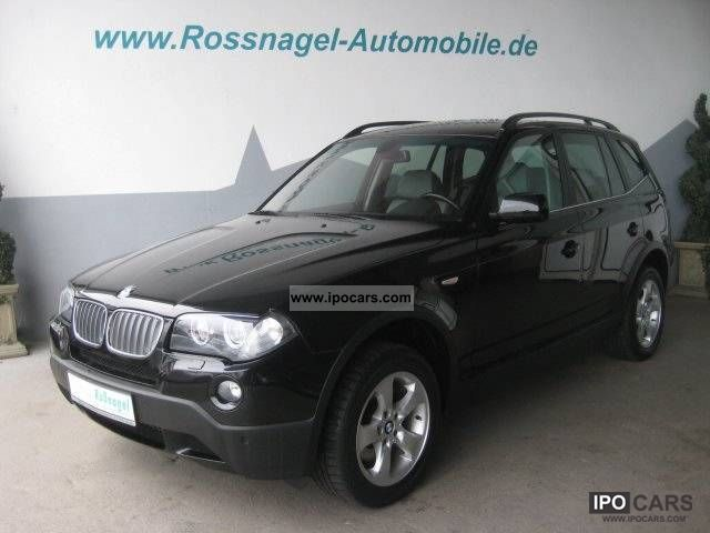 2007 BMW  X3 3.0d Comfort Plus, Xenon Off-road Vehicle/Pickup Truck Used vehicle photo