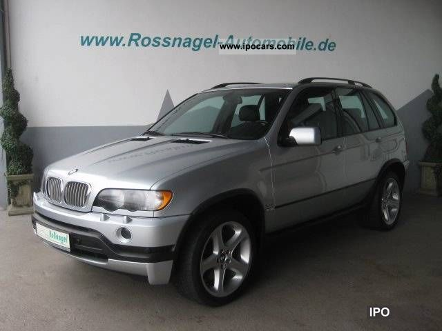 2002 Bmw X5 4 6 Is Excl Equipment Aluminum 20 1 Hd Off Road Vehicle Pickup Truck