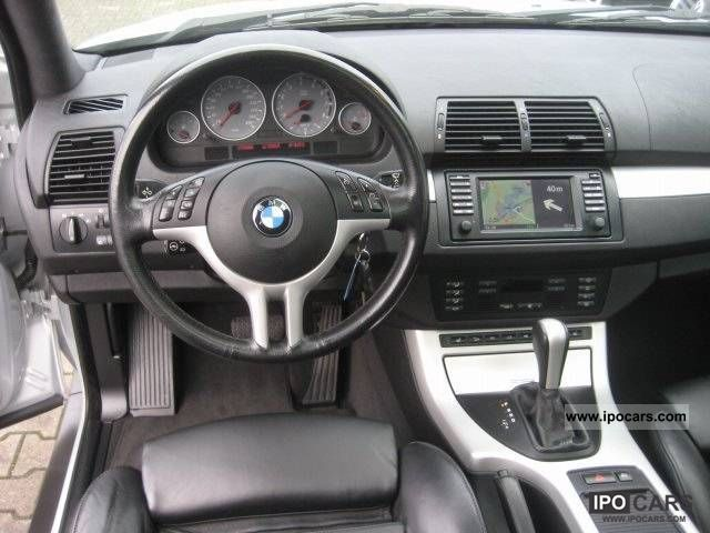 2002 Bmw X5 4 6 Is Excl Equipment Aluminum 20 1 Hd