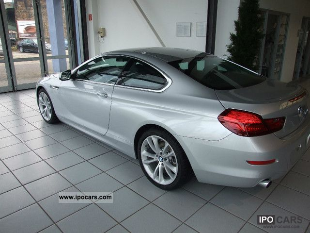 2011 BMW 640i Coupe  Navi  HeadUp  Night VisionSView600km