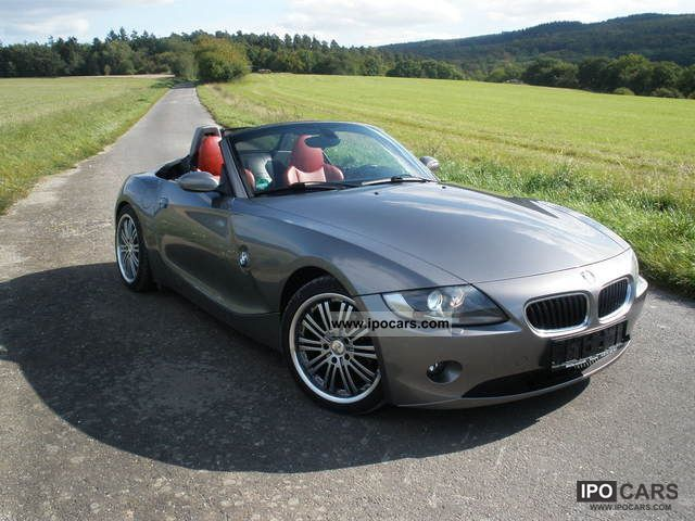 2004 Bmw Z4 M Technik Car Photo And Specs
