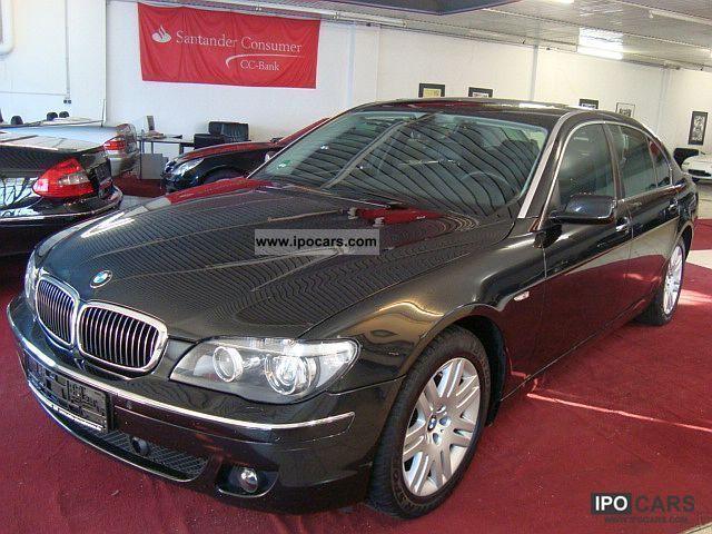 2007 BMW  730D L Navi Leather ProfTV SoftClose GSD X Camera Limousine Used vehicle photo
