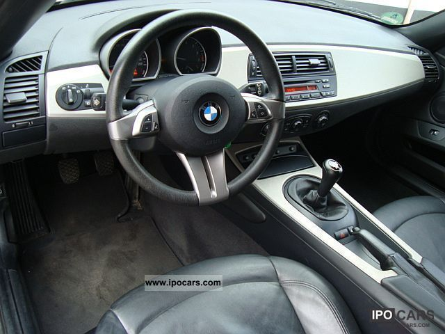 2006 BMW Z4 2.2i roadster sports leather seats 72tkm Bi-Xenon Cabrio