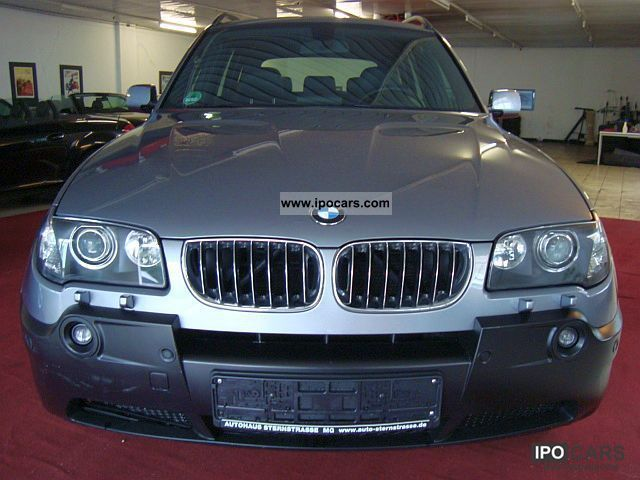 2005 bmw x3 dpf leather navi prof a xenon egsd 87 tkm. Black Bedroom Furniture Sets. Home Design Ideas