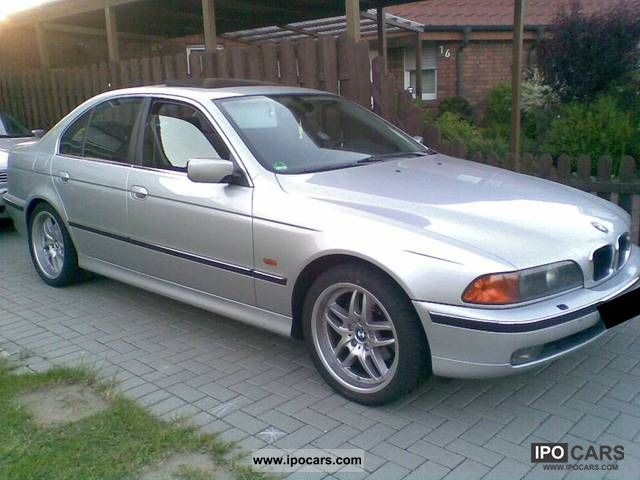 BMW  523i 2000 Liquefied Petroleum Gas Cars (LPG, GPL, propane) photo