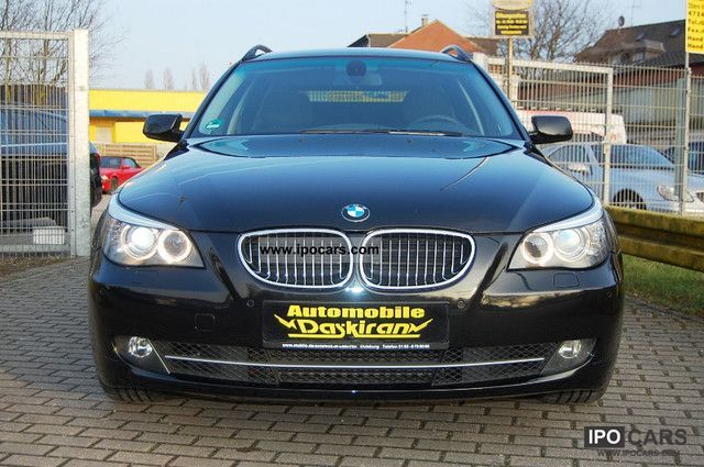 2008 BMW  525d Touring Aut. 1.HAND Estate Car Used vehicle photo