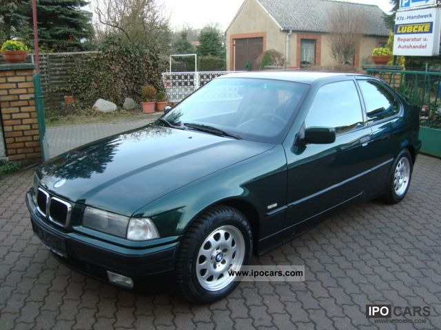 1998 Bmw 318ti Compact Exclusive Edition Leather Air