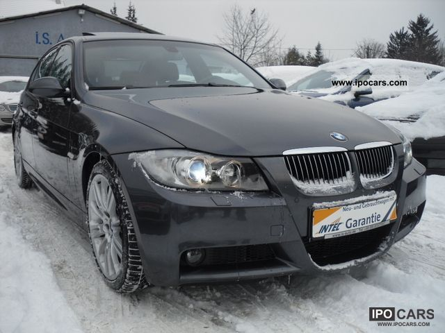 2007 bmw a e90 330d dpf navi xenon ssd leather m sport package car photo and specs. Black Bedroom Furniture Sets. Home Design Ideas