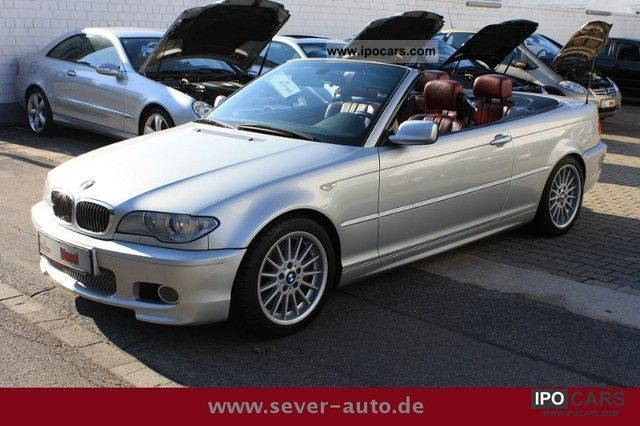 2005 bmw 330 cd convertible dpf m package leather air navi car photo and specs. Black Bedroom Furniture Sets. Home Design Ideas
