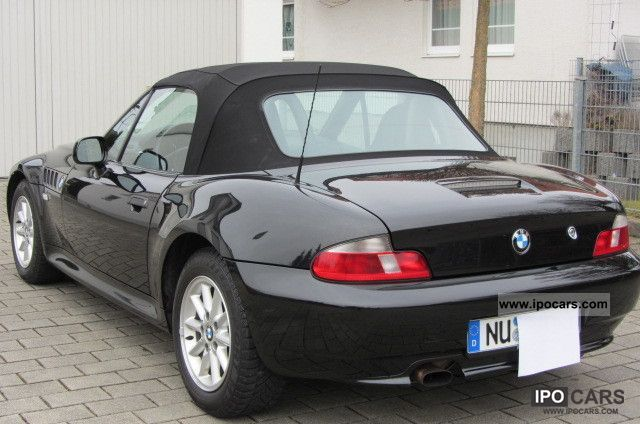 2003 Bmw Z3 Roadster 1 9i Car Photo And Specs