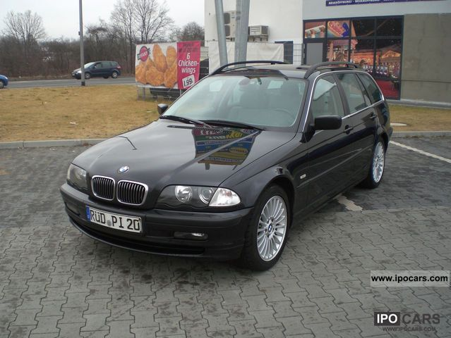 2001 bmw 330d touring car photo and specs. Black Bedroom Furniture Sets. Home Design Ideas