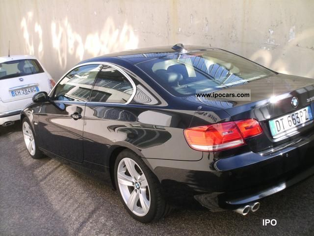 2009 bmw 330 d cat futura coupe 2007 09u003e 2008 09 car photo and specs. Black Bedroom Furniture Sets. Home Design Ideas