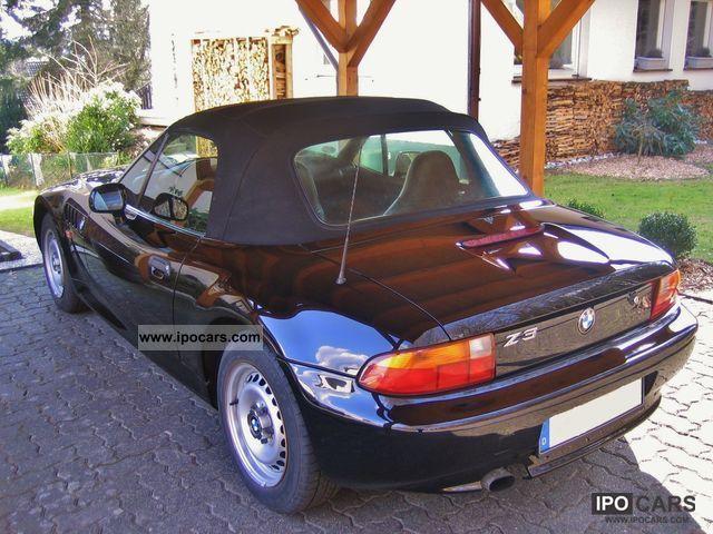 1996 bmw z3 roadster 1 8 car photo and specs. Black Bedroom Furniture Sets. Home Design Ideas