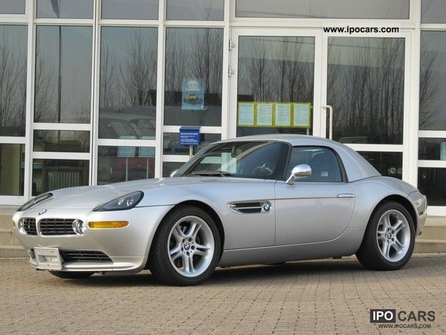 2002 BMW  Z8 roadster Cabrio / roadster Used vehicle photo